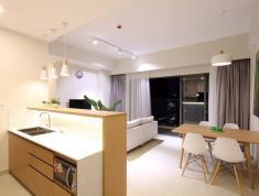Cho thuê chung cư Bộ Công An, Q2. DT 74m2, 2PN, full nội thất, giá 13 triệu/tháng