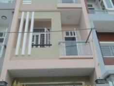 Cho thuê nhà phố mặt tiền đường Nguyễn Hoàng, 1 trệt 3 lầu, giá 25 triệu/tháng. LH Yến 0903 989 485