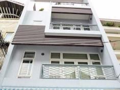 Bán gắp nhà mặt tiền 1 trệt, 2 lầu, C4, Phạm Hùng Quận 8. Giá 36tr/m2 có sổ.