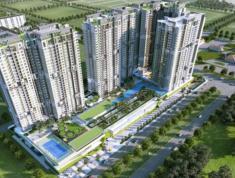Bán căn hộ Vista Verde, căn 2 PN, DT 85m2, bàn giao thô, Block T1, view tiện ích giá 2.65 tỷ
