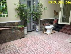 Cho thuê nhà riêng 3PN Thảo Điền giá 18tr