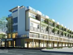 Cho thuê nhà phố thương mại shophouse, khu đô thị Sala, đã hoàn thiện cơ bản. 7x24m/th