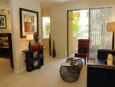 Cho thuê căn hộ Cantavil quận 2, đẹp và tiện nghi giá rẻ 15 triệu/tháng