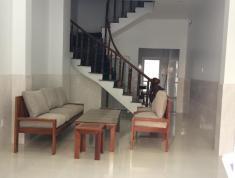 Cho thuê nhà mặt phố An Phú, Q2. 8x17m, giá 25 tr/th