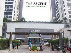 Cần bán gấp căn hộ cao cấp The Ascent, 104m2, 3PN, view sông SG, giá tốt 4 tỷ. LH 0909.038.909