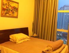 Cho thuê căn hộ 2PN The Vista, 101m2, view hồ bơi, full nội thất, 24.15 tr/th bao phí. 0906626505