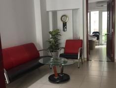 Cho thuê căn hộ chung cư Petroland Quận 2. DT 82m2, căn góc 2 phòng, 2WC có sofa, rèm giá 6 tr/th