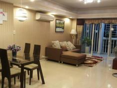 Cho thuê căn hộ Homyland 1, Quận 2, 90m2, view Q1, 2PN, đủ nội thất, giá 10 triệu/th. LH 0918860304
