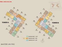 Nhận giữ chỗ Masteri An Phú Q2, 50tr/căn (có hoàn tiền), giá hấp dẫn 35tr/m2. PKD 0906626505