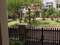 Cho thuê villa sân vườn thảo điền quận 2