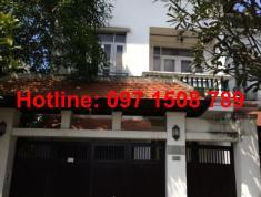 Cho thuê nhà nguyên căn đường 46, P.Thảo Điền, Q2, TPHCM