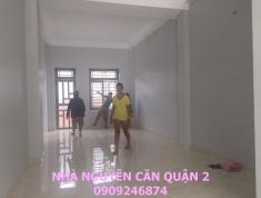 Cho thuê nhà nguyên căn gần cầu Sài Gòn giá rẻ làm văn phòng, 1 trệt 2 lầu, 20 tr/th. LH 0909246874