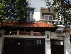 Cho thuê nhà MT đường 31F, P.An Phú, Q2
