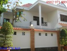 Cho thuê villa đường Nguyễn Ư Dĩ, P.Thảo Điền, Q2