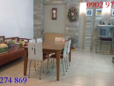 Cho thuê nhà MT đường số 4, P. An Phú, Q2. 0968274869