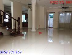 Cho thuê nhà mặt tiền đường Quốc Hương, Q2, cần cho thuê
