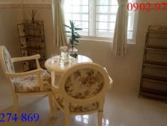 Cho thuê nhà MT đường số 1, P.Bình Khánh, Q2