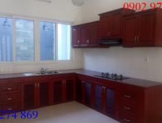 Cần cho thuê nhà đường số 9, P.Bình An, Q2. Giá 23 triệu/th