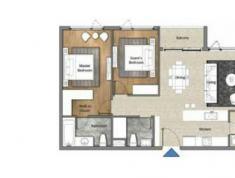 Bán lại căn hộ Đảo Kim Cương quận 2 tháp Hawaii, căn H-15.05, View nội khu + Hồ bơi, giá 5.08 tỷ