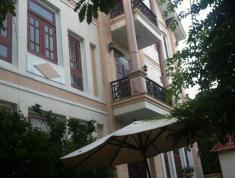 Cần cho thuê villa đường số 3, Trần Não, P.Bình An, Q2. DT 396m2, 66 triệu/th, LH 0918883479