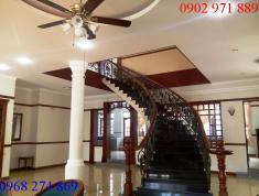 Cho thuê villa đường 34, P.Bình An, Q2.  600m2, giá 63 triệu/th
