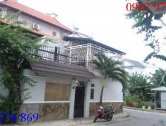 Villa đường Nguyễn Văn Hưởng, P.Thảo Điền, Q2 cần cho thuê