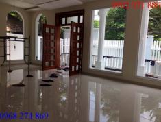 Cho thuê villa đường Nguyễn Bá Huân, Q2. Giá 37.8 triệu/tháng