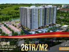 Bán shophouse Homyland Riverside, SL hạn chế, đầu tư sinh lợi cao chỉ 2,8 tỷ/căn. LH: 0984391239