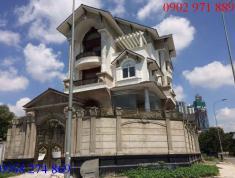 Cho thuê villa hầm, trệt, 2.5 lầu Sông Giồng, P.An Phú, Q2. Giá 31.5 triệu/th