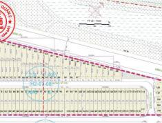 Bán đất Ninh Giang, lô 4X, mặt tiền đường 24m, diện tích 7x24m, sổ hồng, giá tốt 25 triệu/m2