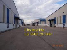 Cho thuê kho xưởng diện tích đa dạng giá rẻ Cát Lái, Quận 2. LH 0901297009