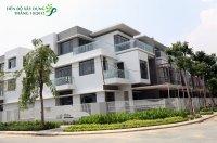 Bán biệt thự song lập nằm trong khu dân cư cao cấp, gần kề Phú Mỹ Hưng, giá tốt nhất thị trường