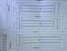 Bán nền An Phú An Khánh, quận 2. DT 4x20m, hướng ĐN, giá 75 tr/m2, sổ đỏ