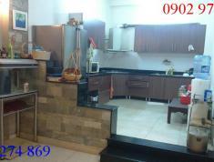 Cho thuê nhà đường 44, P.Thảo Điền, Q2. Giá 12 triệu/tháng