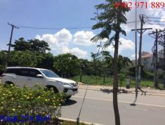 Cho thuê 4000m2 đất mặt đường Mai Chí Thọ, Q2. Giá 120 triệu/tháng