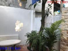 Nhà đẹp đường 46, P.Thảo Điền, quận 2 cần cho thuê, giá 10 triệu/th