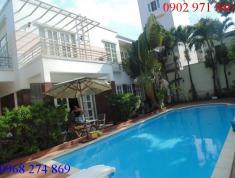 Cho thuê villa 1000m2, P.Thảo Điền, Quận 2, giá 252 triệu/th