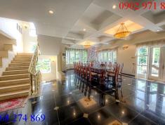Villa đường Nguyễn Văn Hưởng, Thảo Điền Q2 cần cho thuê với giá 168 triệu/th