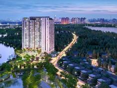 Bán căn hộ chung cư tại dự án Thủ Thiêm Dragon, Quận 2, Hồ Chí Minh. Diện tích 50m2, giá 29 tr/m2