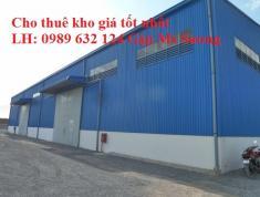 Cho thuê kho, nhà xưởng, đất tại đường Nguyễn Thị Định, Quận 2, Hồ Chí Minh. Diện tích 1000m2