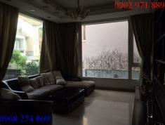 Cho thuê biệt thự đường 34, P.An Phú, Q2. Giá 35 triệu/tháng