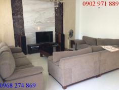 Cho thuê villa đường 34, P.Bình An, Q2. Giá 63 triệu/tháng