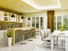 Cho thuê căn hộ giá tốt ngay Q2, mặt tiền Nguyễn Duy Trinh, có gác lửng