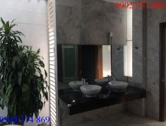 Biệt thự đường 41, P Thảo Điền, Q2 cần cho thuê với giá 2500$ / 1tháng
