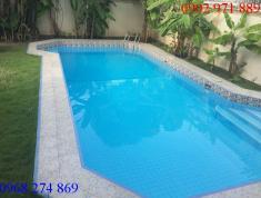 Cho thuê Biệt thự đường số 10, P Thảo Điền, Q2 giá 3800$ / 1 tháng