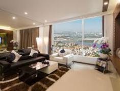 Cần cho thuê căn hộ Hoàng Anh Rive view Q2, 4 phòng ngủ, tiện nghi, lầu cao,giá chỉ 20 tr/T