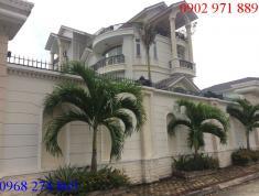 Cho thuê Villa sân vườn, hồ bơi đường Đặng Hữu Phố, Q2 giá 6500$/ 1th