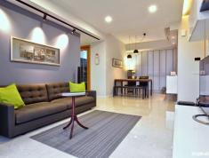 Do gia đình chuyển đi gấp nên cần cho thuê nhanh lại căn hộ Thủ Thiêm sky giá chỉ 9 triệu