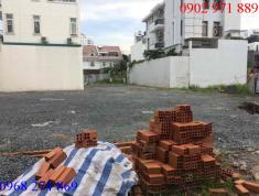 Cho thuê đất phường Thảo Điền, Q2 giá 1500$/ 1 tháng, có thể cắt 2