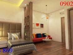 Cho thuê nhà đường Đặng Tiến Đông, P An Phú, Q2 giá 1300$/ 1 tháng, full nội thất